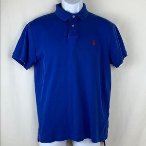 Polo Ralph Lauren costume fit red horse size M